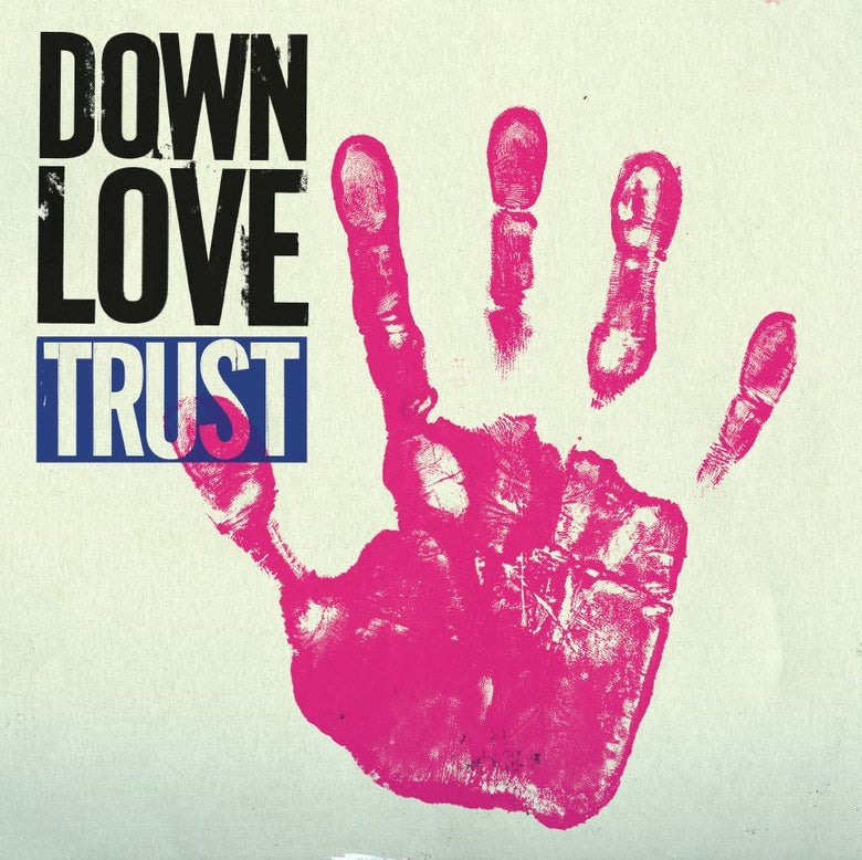 Image of Down Love - Trust Ltd Edition Coloured Vinyl LP with CD Included
