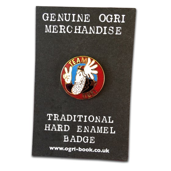 Image of HARD ENAMEL BADGES