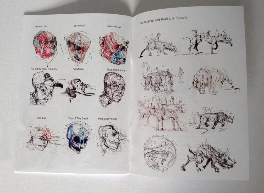 Image of Sketchbook No.2