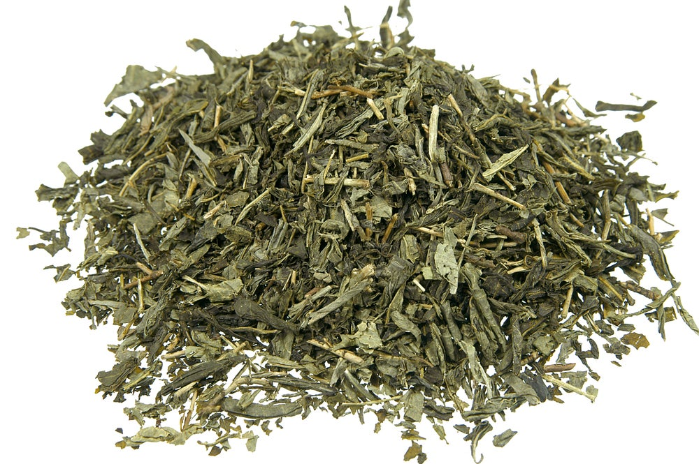 Image of Bio China Sencha entkoffeiniert