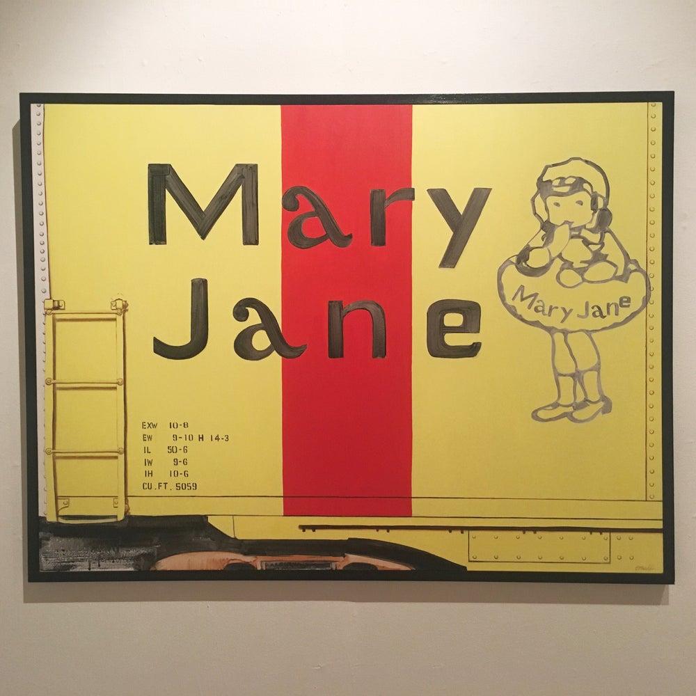 "Image of JAMIE O'NEILL - ""MARY JANE"""