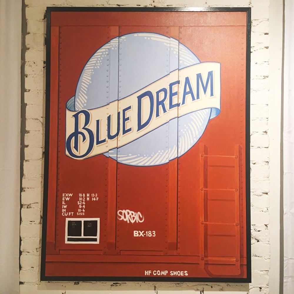 """Image of JAMIE O'NEILL - """"BLUE DREAM"""""""