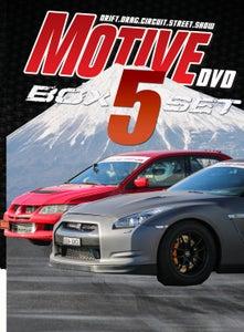 Image of Box Set 5 - Motive DVD Issues 21-25
