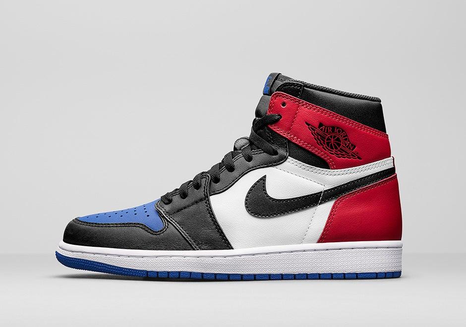 """Image of Air Jordan 1 """"Top Three"""""""