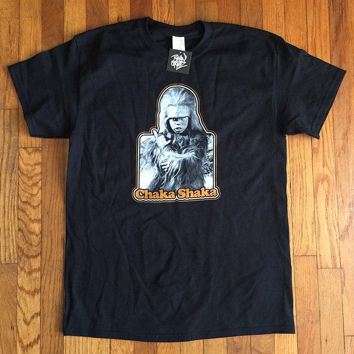 Image of Chaka Shaka t-shirt
