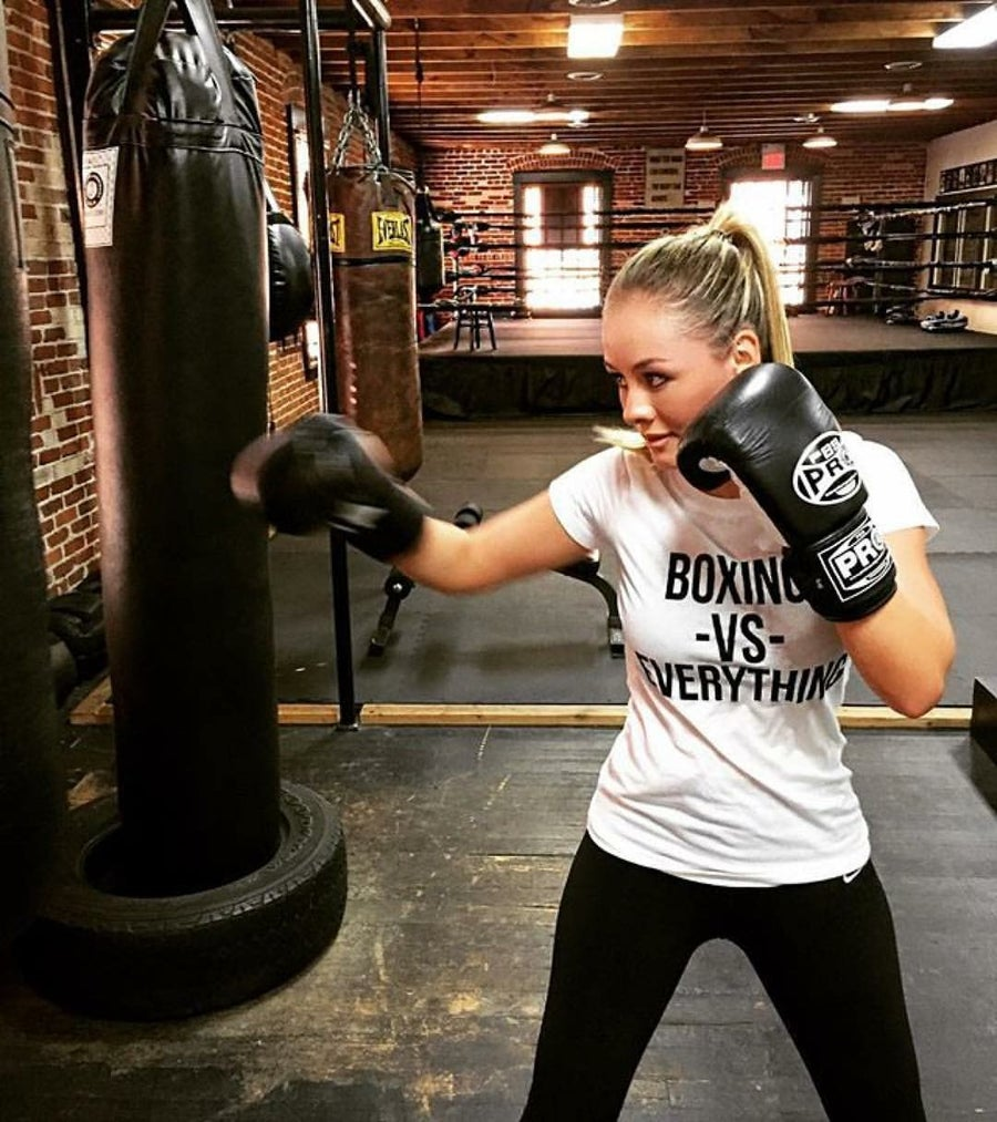 Image of Womens Boxing vs Everything Shirts (2 colors)