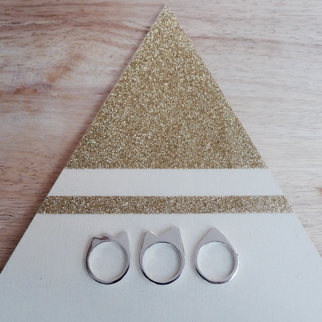 Image of Mountain Ring Collection