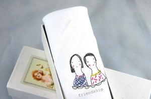 Image of Ladies Friendship Handkrchief