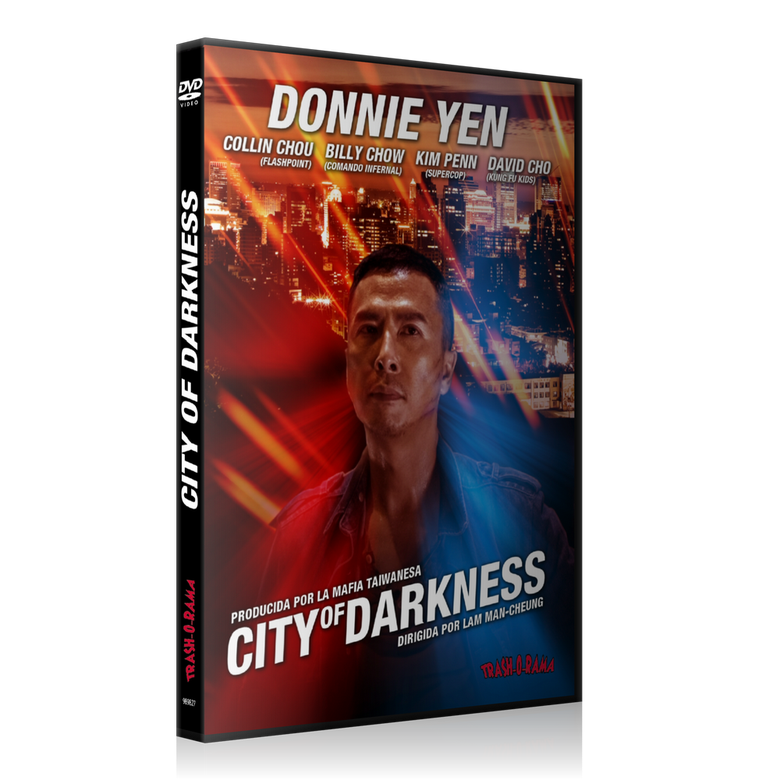 Image of City of Darkness