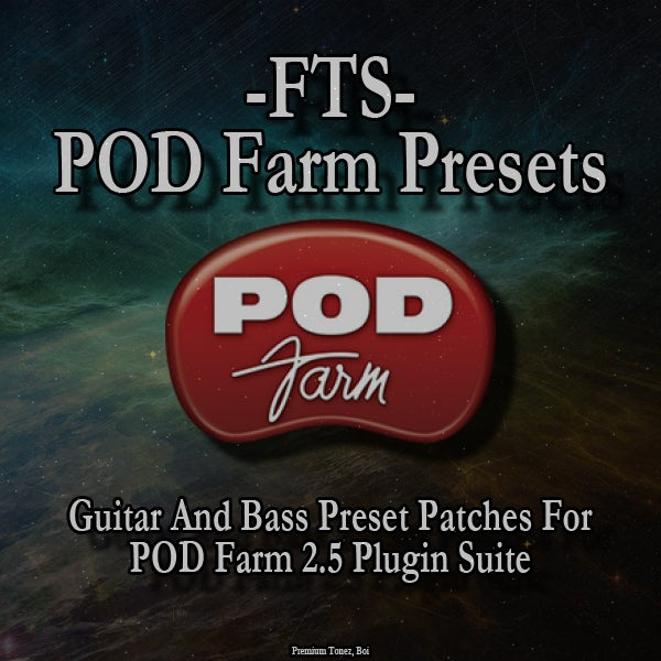 Image of FTS POD Farm Presets