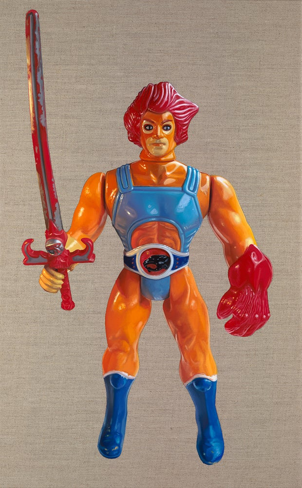 Image of Lion-O // LIMITED EDITION PRINT