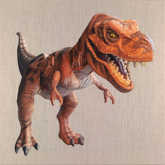Image of T-REX // LIMITED EDITION PRINT