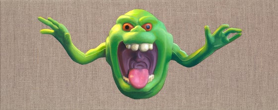 Image of SLIMER // LIMITED EDITION PRINT