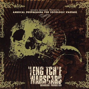 Image of Leng Tch'e / Warscars Split CD Digipack