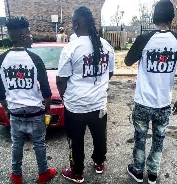 Image of CT the Mob Shirts