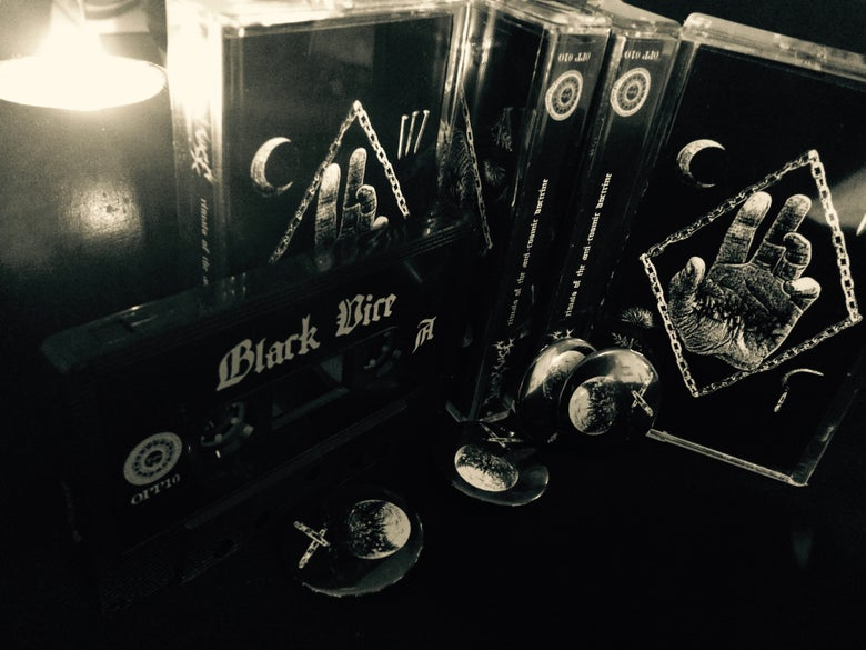 Image of Black Vice - Rituals of the Anti​-​Cosmic Doctrine