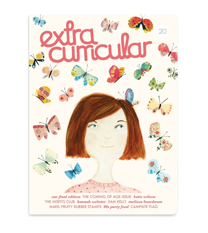 Image of Extra Curricular Issue 20 - the Coming of Age issue
