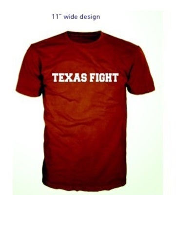 Image of Texas Fight shirt