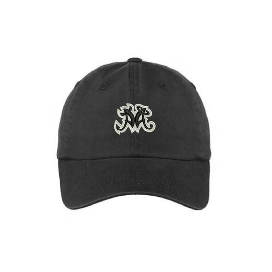Image of AA Dad Hat (Faded Black)