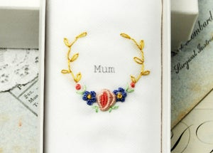 Image of Handkerchief for Mum