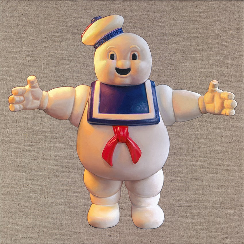 Image of Stay Puft Marshmallow Man // LIMITED EDITION PRINT