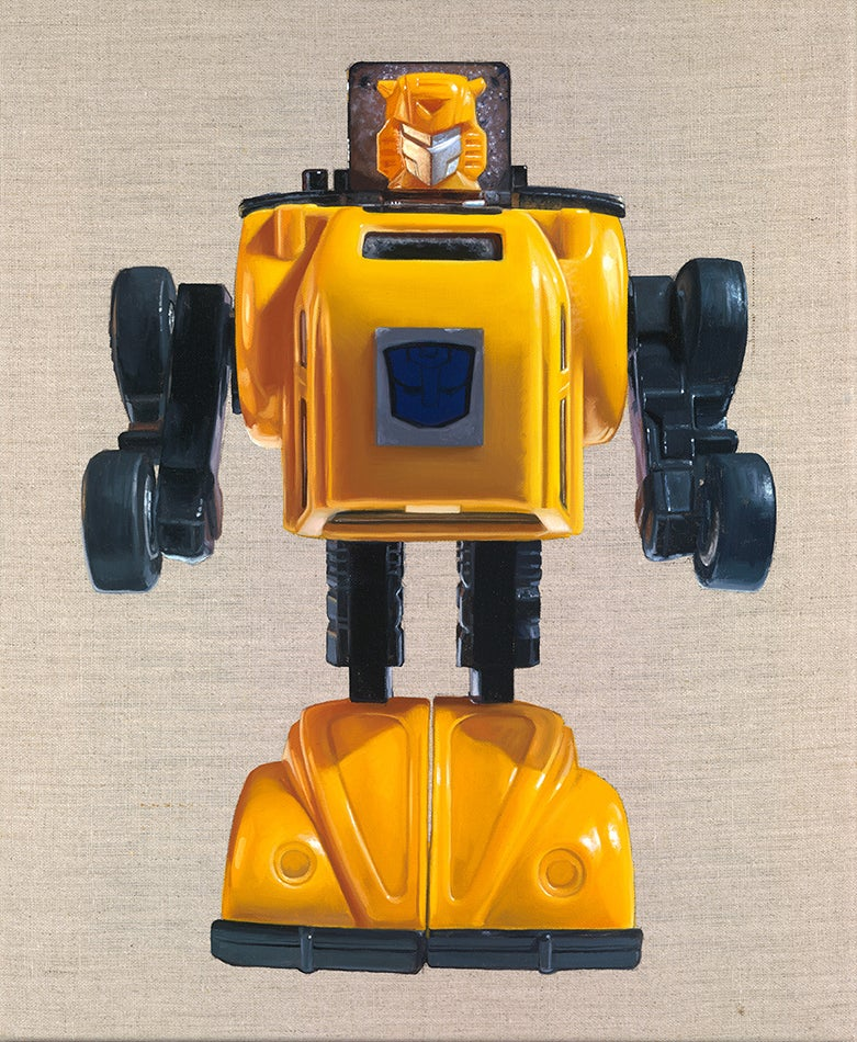 Image of Bumblebee // LIMITED EDITION PRINT