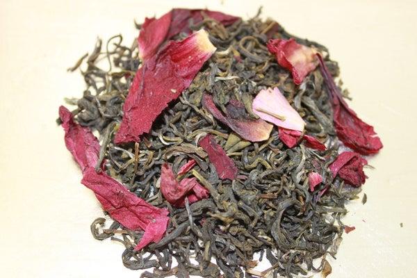 Image of Weißer Tee Pfingstrose