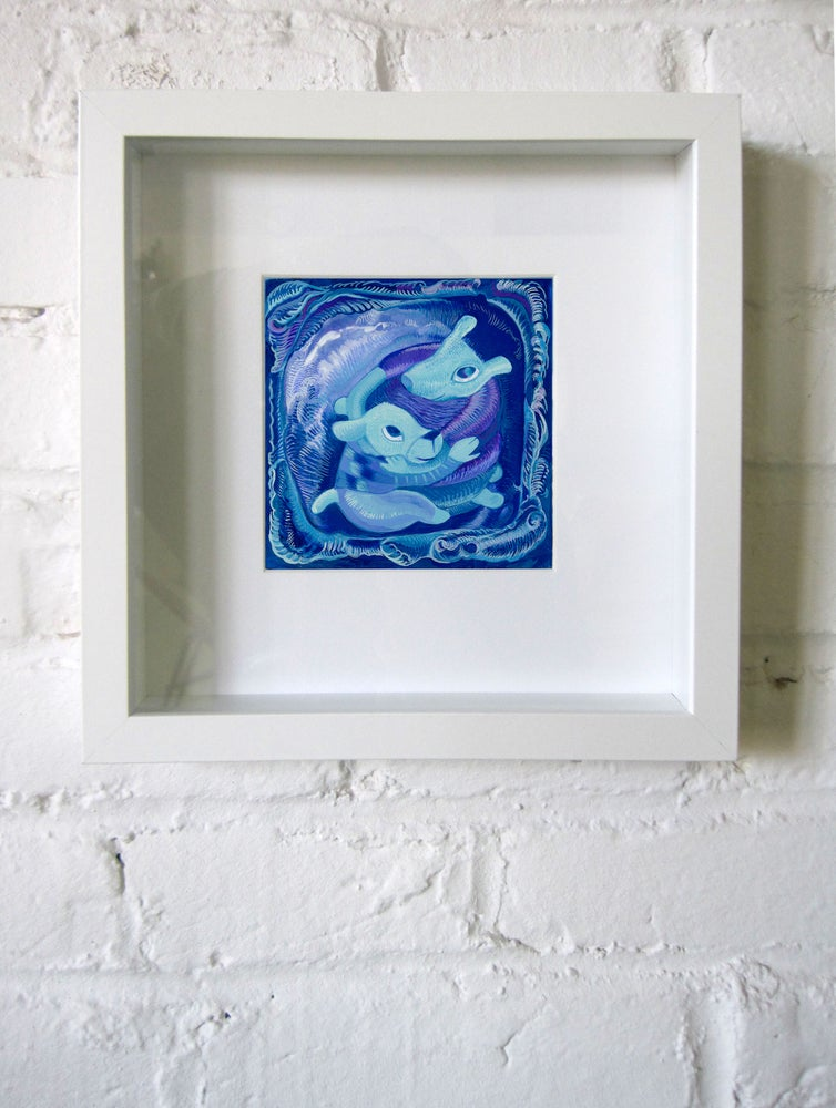 Image of Mother and Child (Framed)