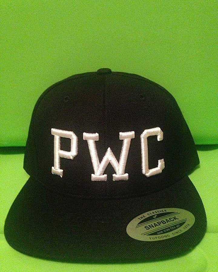 Image of PWC 3D Embroidered Snapback