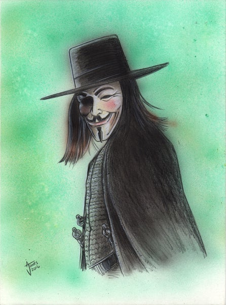 Image of V for Vendetta