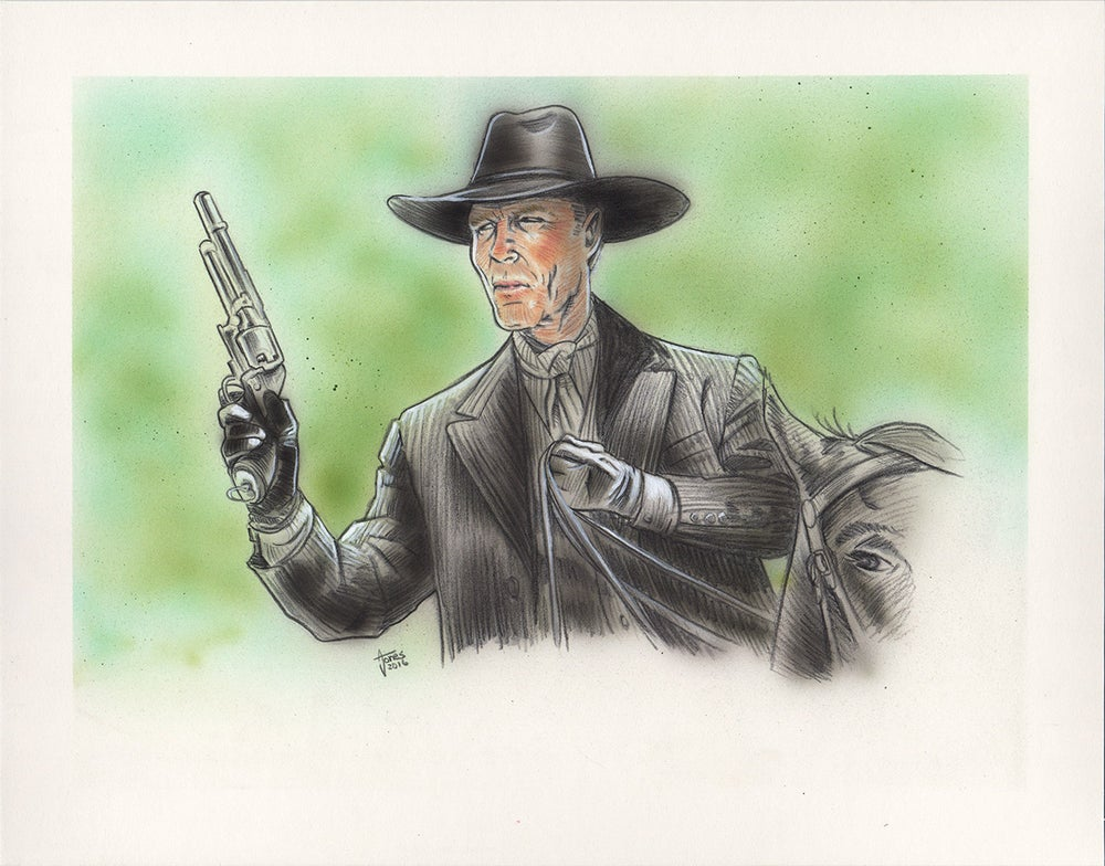 Image of Westworld, The Man in Black