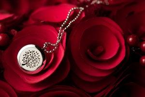 Image of Autumn Arbol Essential Oil Diffuser Necklace