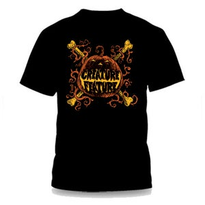 Image of Jack O' Lantern & Crossbones Limited Edition T-Shirt!