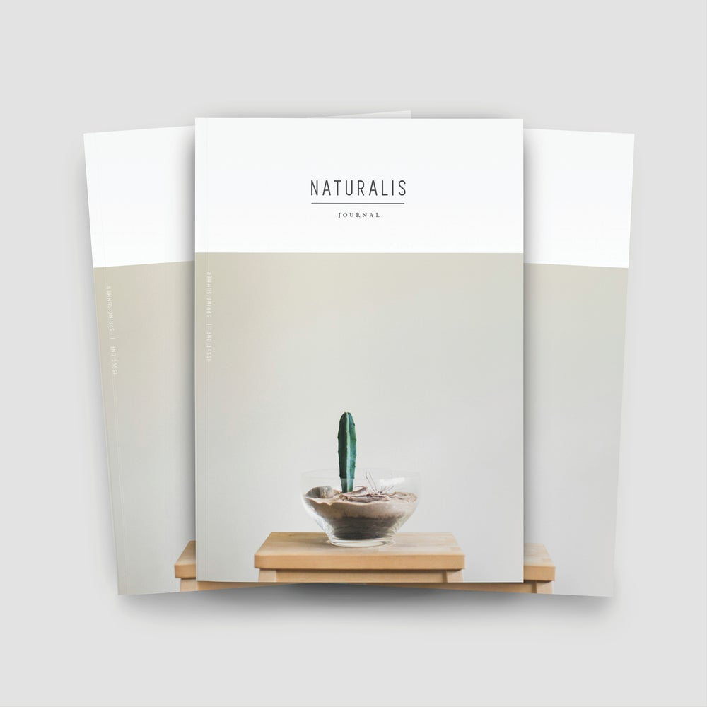 Image of NATURALIS Lookbook / Magazine