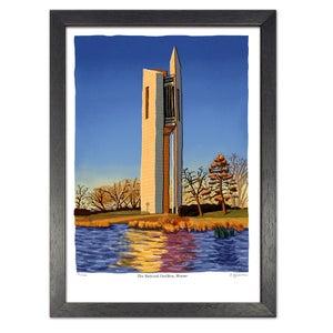 Image of National Carillon Sunrise