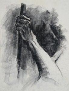 Image of Hand Study - No. 2