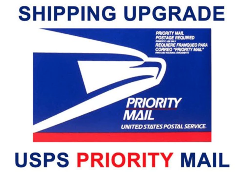 Image of USPS Priority Mail Upgrade (DOMESTIC/USA)