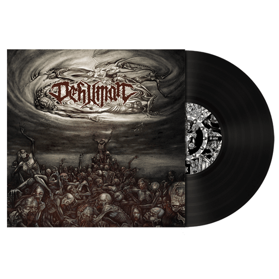 "Image of ""Graveyard Of Eden"" Black Edition LP"