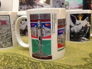 Image of Mug - Exporting Jesus
