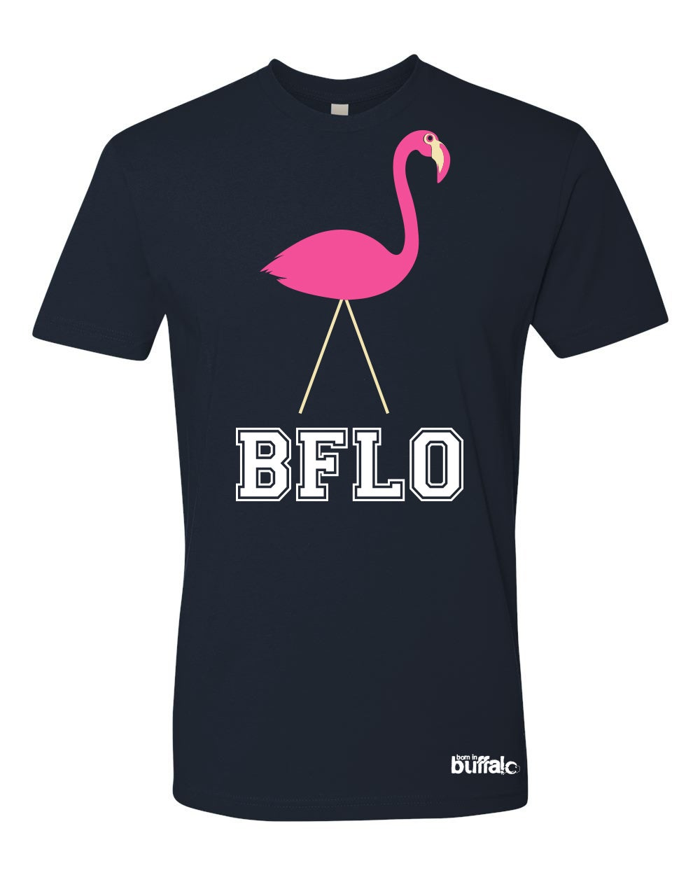 Image of The Pink Flamingo