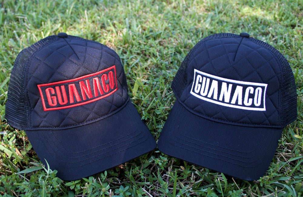 Image of Guanaco Swag Trucker Hat