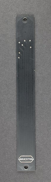 Image of 3 HP blank faceplate
