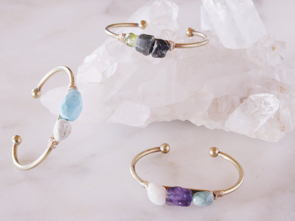 Image of Birthstone Cuff