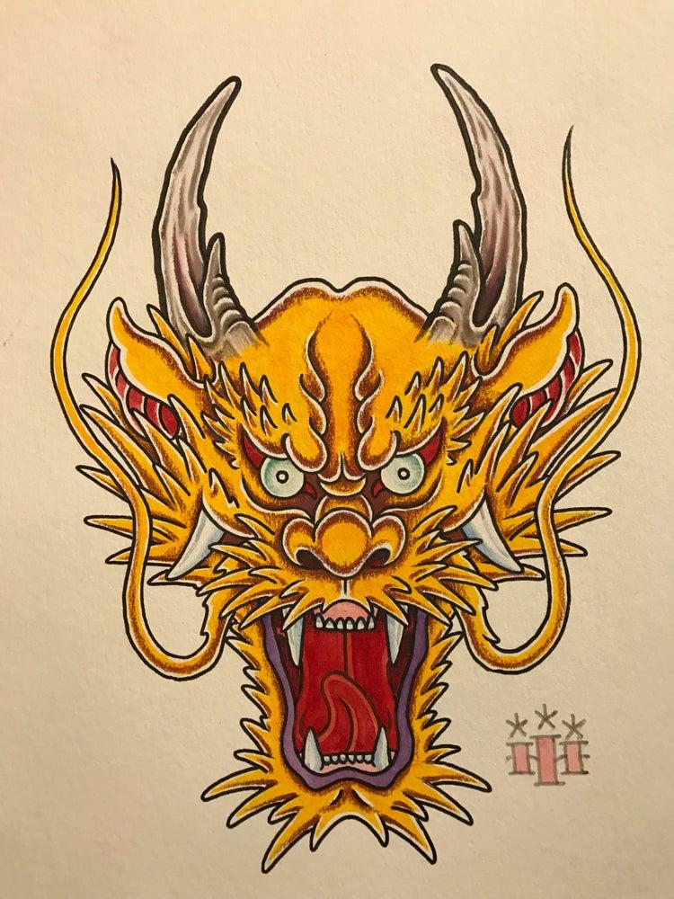 Image of Golden Dragon