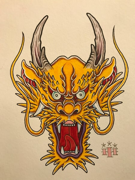 Image of Golden Dragon