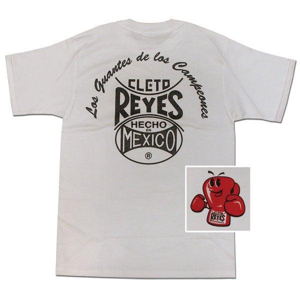 Image of Cleto Reyes Champy T-Shirt (White)