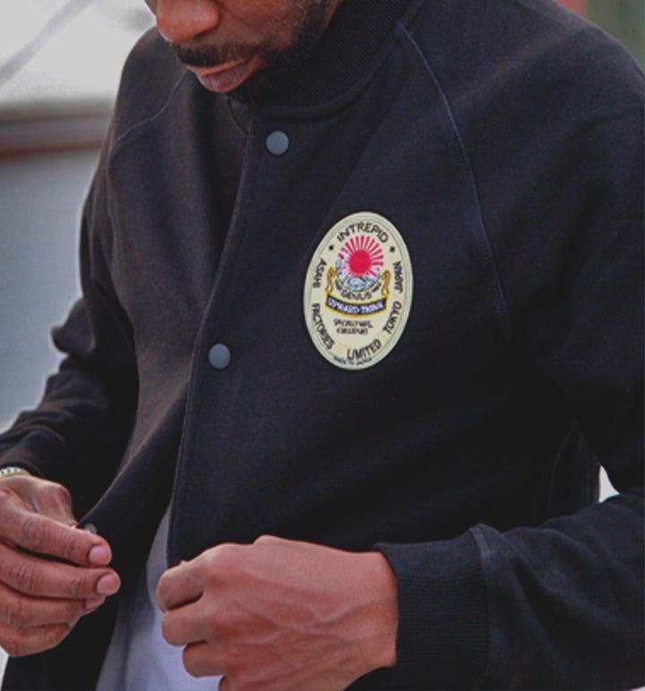 Image of Rising Sun Bomber Jacket