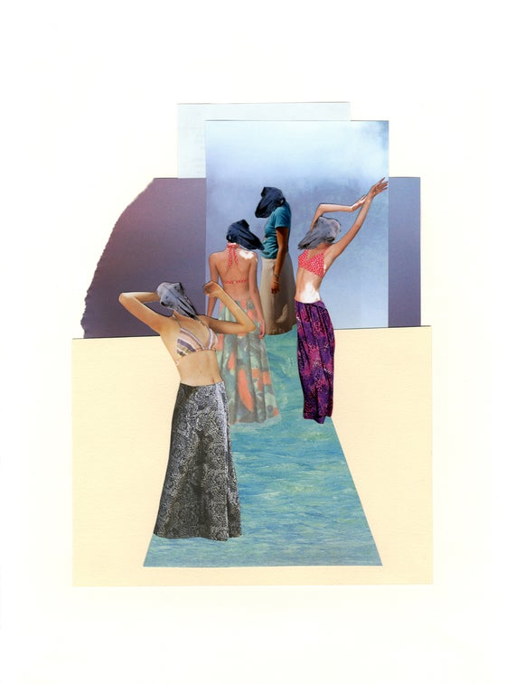 Image of Nostalgia Prints - (Astrid With) The Sirens
