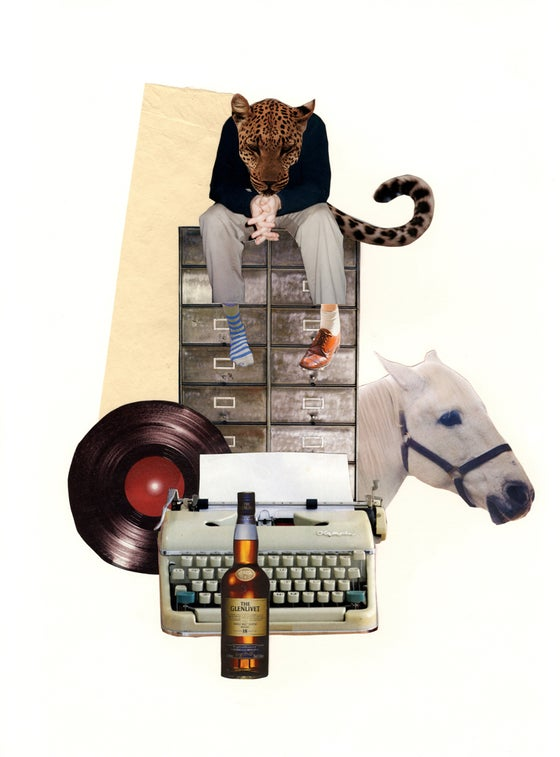 Image of Nostalgia Prints - Andrew and The Cabinet of Curiosities