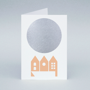 Image of Winter Moon Harbour card